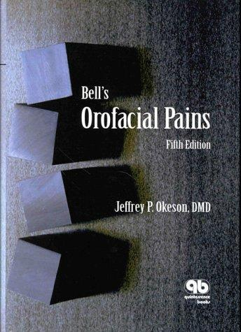Download Bell's Orofacial pains