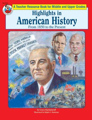 Highlights in American History