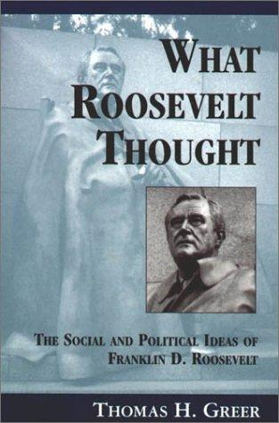 Download What Roosevelt Thought