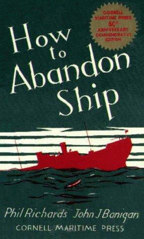 Download How to abandon ship