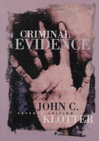 Download Criminal evidence