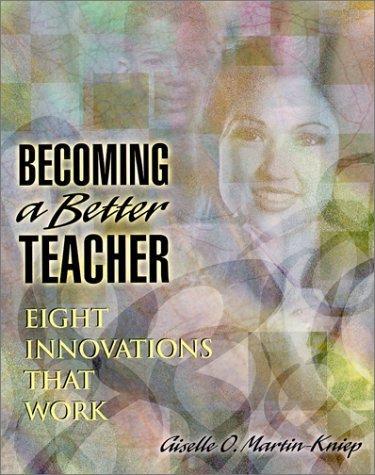 Download Becoming a Better Teacher