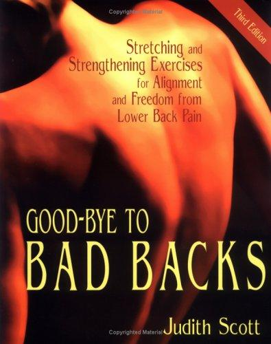 Download Good-Bye to Bad Backs