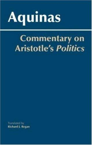 Download Commentary on Aristotle's Politics