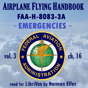 Airplane Flying Handbook FAA-H-8083-3A - Vol. 3(9014) by  Federal Aviation Administration audiobook cover art image on Bookamo