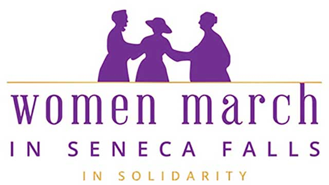 Women March in Seneca Falls 2020 this weekend