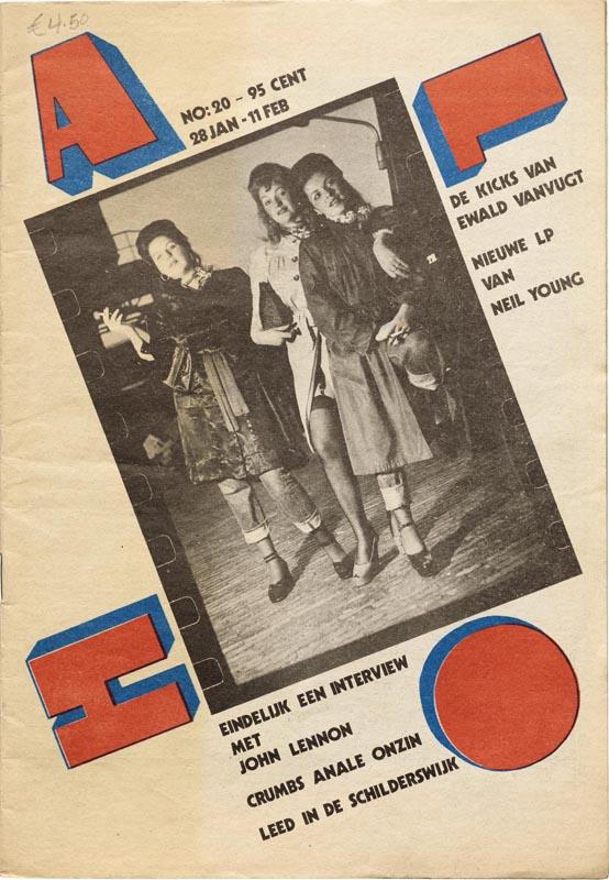 Aloha, No. 20, 1972.