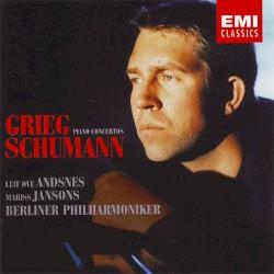 Leif Ove Andsnes - Piano Concerto in A minor Op.16: I. Allegro molto moderato