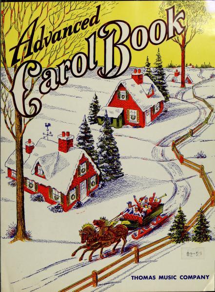 Advanced carol book by