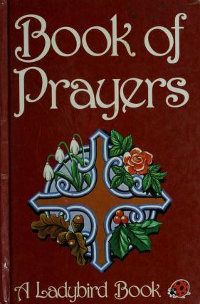 Cover of: Book of Prayers (Prayers & Hymns) | David Palmer
