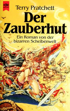 Cover of: Der Zauberhut | Terry Pratchett