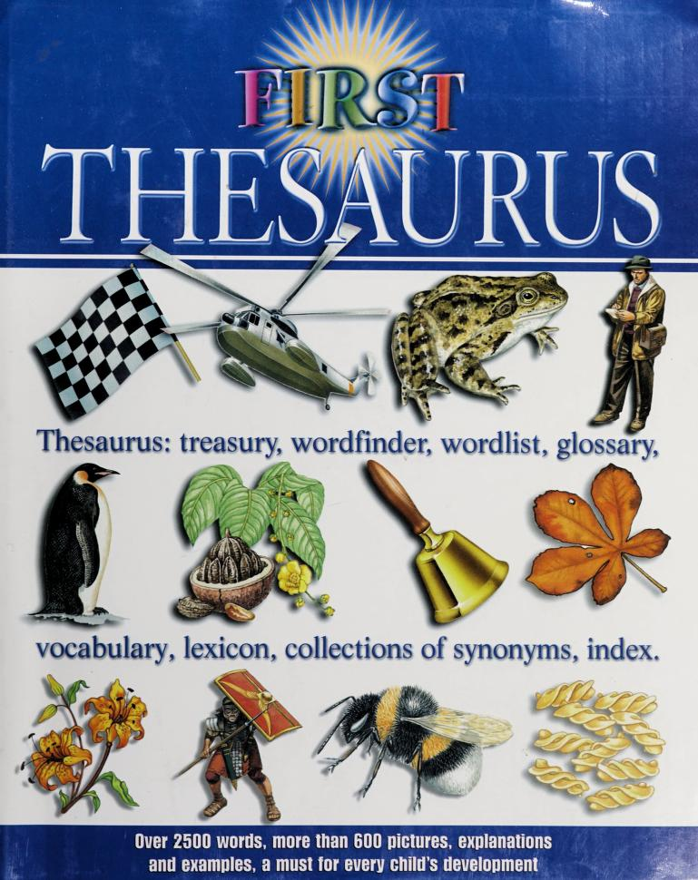 First Thesaurus by