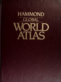 Cover of: Global world atlas | Hammond Incorporated