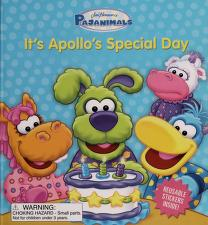 Cover of: It's Apollo's special day | Michael Foulke, Jeff Muncy, Alex Rockwell
