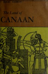 The land of Canaan by Isaac Asimov