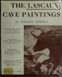 The Lascaux Cave paintings by Fernand Windels