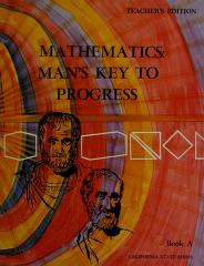 Cover of: Mathematics | Richard A. Denholm