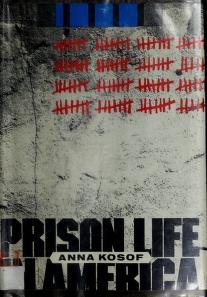 Cover of: Prison life in America   Anna Kosof