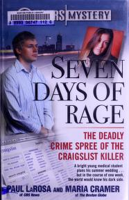 Cover of: Seven days of rage | Paul Larosa