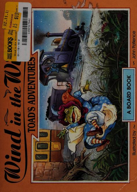 Toad's Adventures (The Wind in the Willows Board Books) by