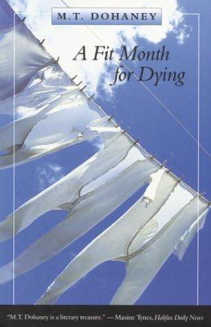 A fit month for dying by Myrtis T. Dohaney