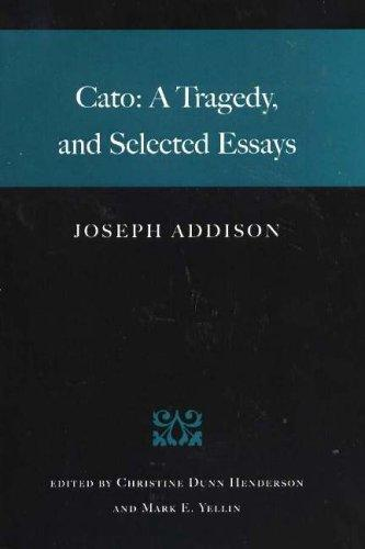 Cato by Joseph Addison