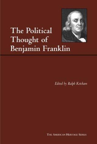 The political thought of Benjamin Franklin